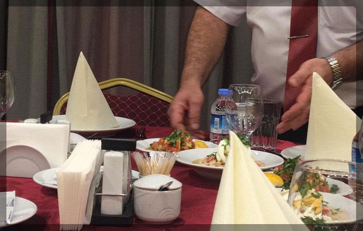 Kemal Kılıçdaroğlu ve Ekibi İçin Yemek Hazırlığı