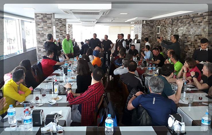 İpragaz Runatolia 2019 Organizasyon Yemeği