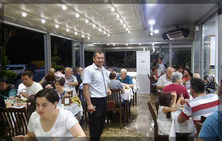 Şişçi İbo Konyaaltı Restoranı