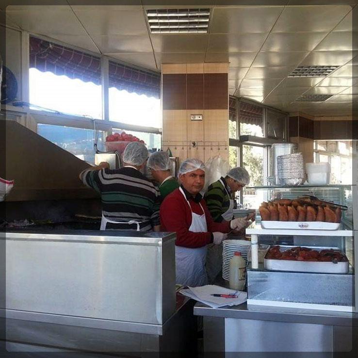 Recep Tayyip Erdoğan Şişçi İbo Restoranlarında Yemek Yedi
