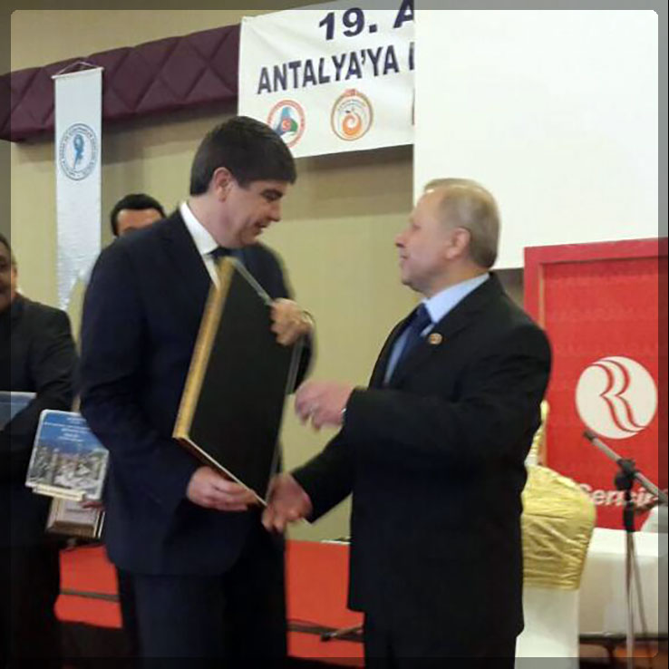 Antalya'ya Değer Katan Lezzet Ustaları Ödülü